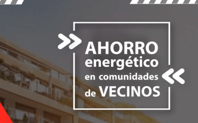 Ahorro energético en las comunidades de vecinos