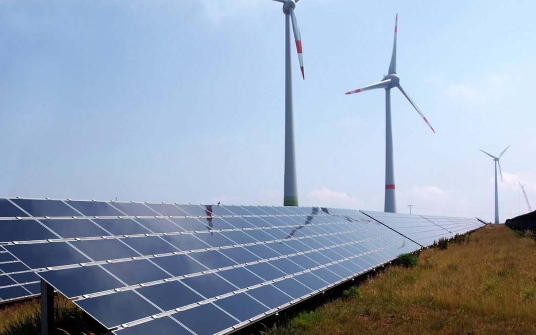 Las energías renovables cubren casi el 100% de la demanda eléctrica alemana